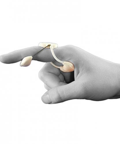 finger spring